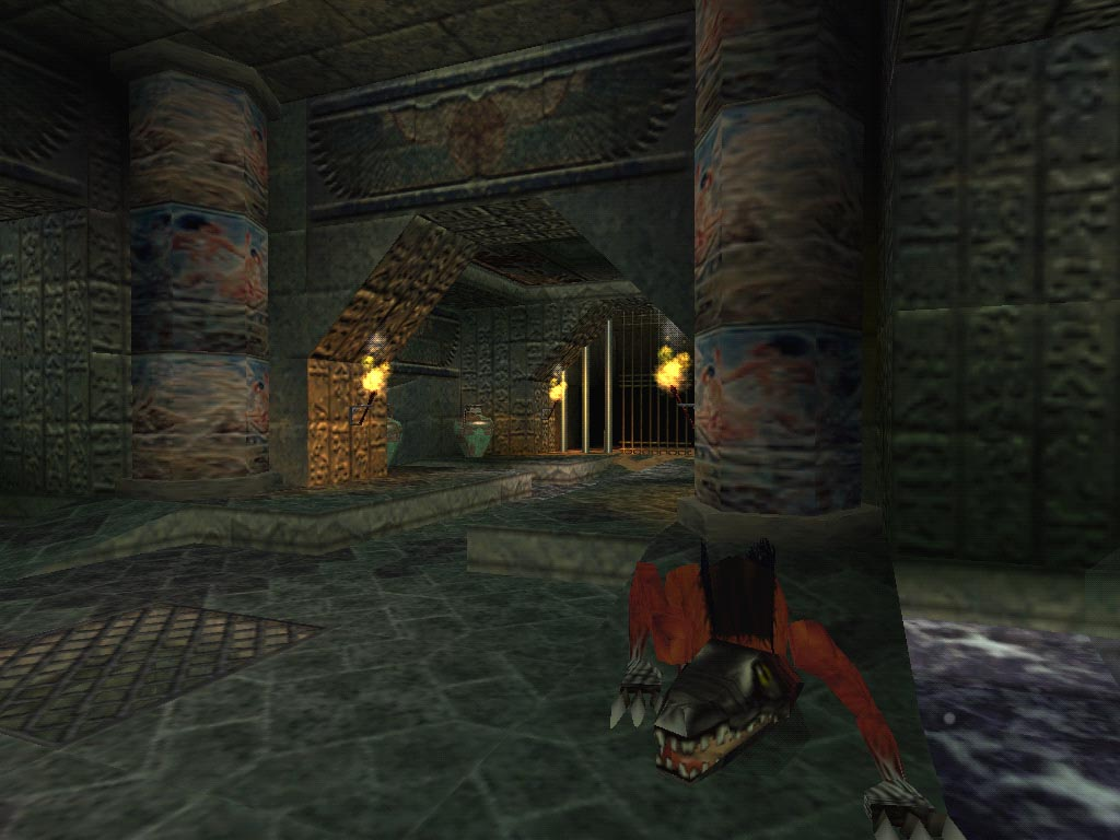 Katie S Tomb Raider Screenshots Tomb Raider 4 Screenshots
