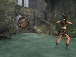 tomb raider legend psp gameplay
