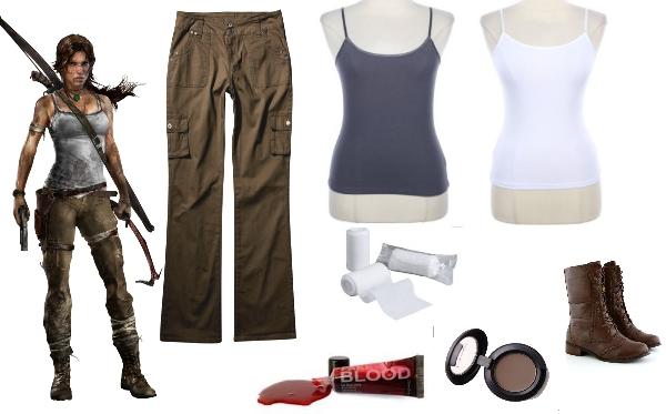 Lara Croft  Tomb Raider Movie Makeup amp Costume