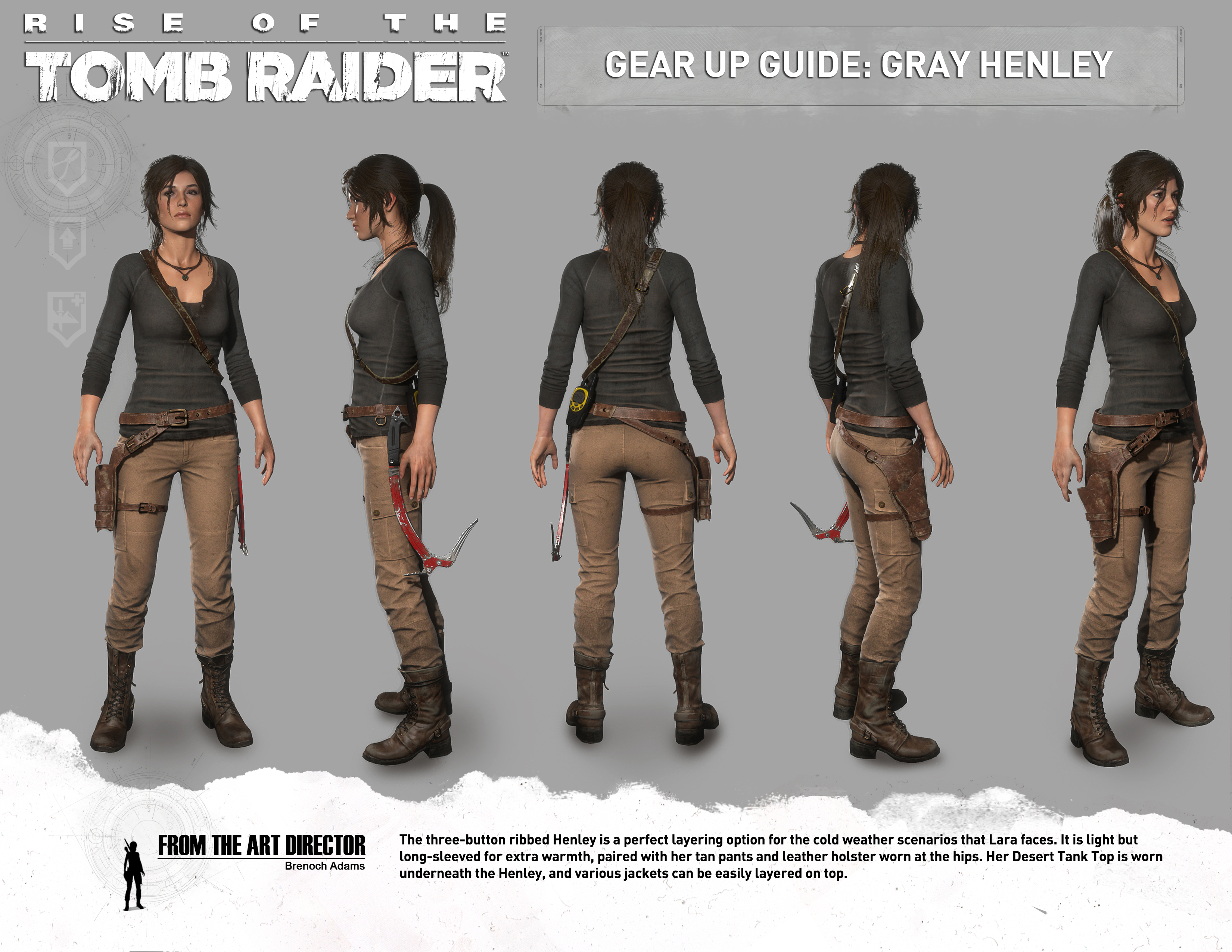 Tomb raider 2023 outfits porno picture