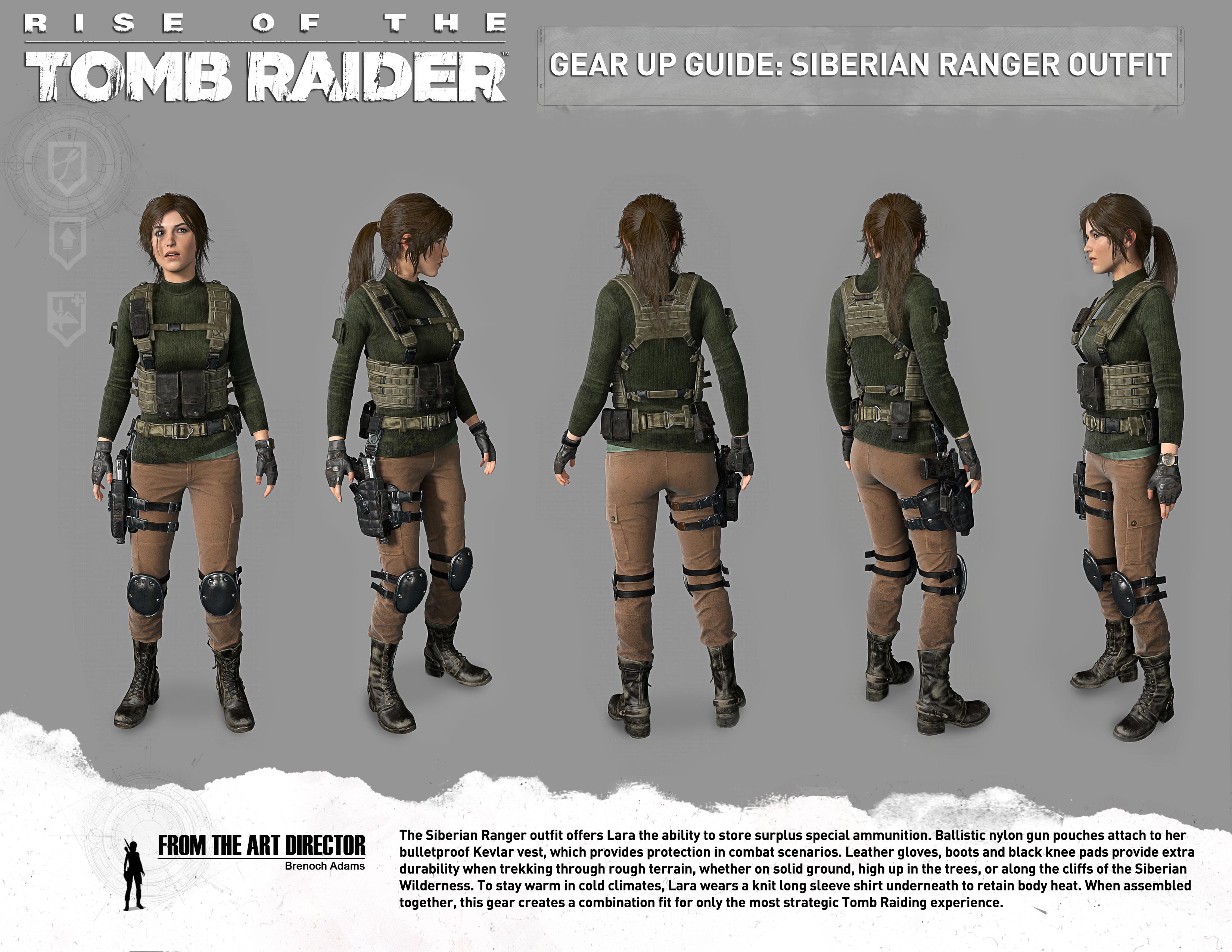 Tomb raider 2023 outfits hentai women
