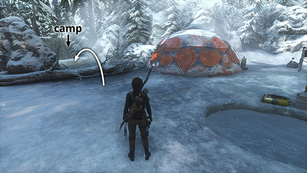 Area 10 Research Base Rise Of The Tomb Raider Walkthrough