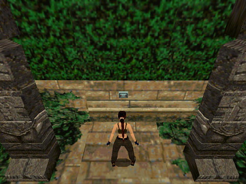 Training Level Lara S Home Tomb Raider 2 Walkthrough