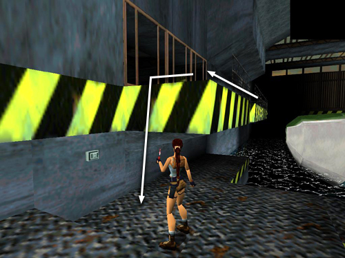 Tomb Raider 2 Walkthrough Offshore Rig The Seaplane Pistols