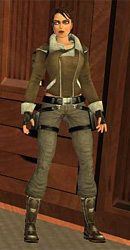 Tomb Raider Legend Lara S Outfits