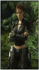 Tomb Raider Underworld Lara S Outfits
